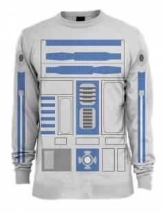 Star Wars - pánský svetr R2-D2