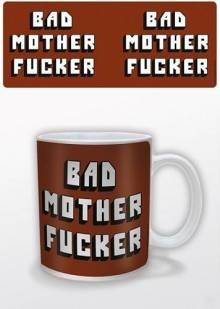 Pulp Fiction - Hrnek Bad Mother Fucker 300 ml