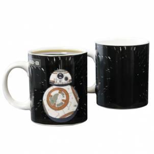 Star Wars - BB-8 hrnek měnící obrázek dle teploty 300 ml