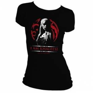 Hra o trůny – Dámské tričko Khaleesi S