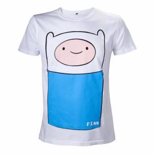 Čas na dobrodružství - Pánské tričko Finn S