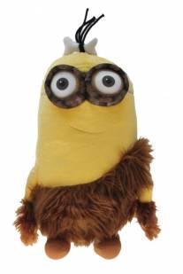 Mimoni - Plyšový Mimoň Kevin pračlověk 22 cm
