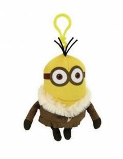 Mimoni – Plyšový Mimoň Kevin s klipem 16 cm