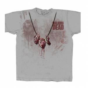 The Walking Dead – Pánské tričko Ear Necklace