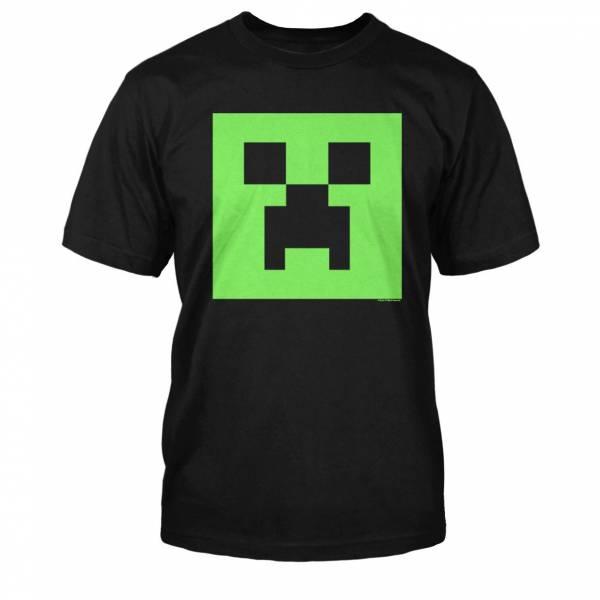 Originální licencovaná trička s potisky Minecraft 6995975731